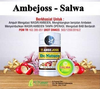 Obat Ambejoss De Nature agen apotik herbal de nature asli