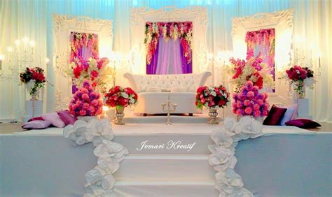 back drape ideas for wedding reception day stages