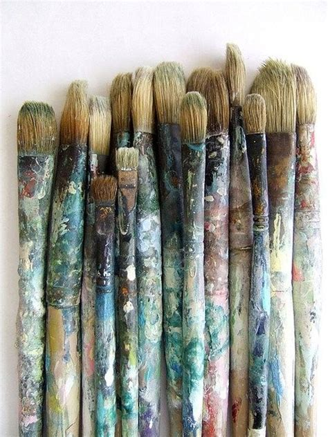 acrylic paint brush techniques 25 best ideas about paint brushes on acrylic