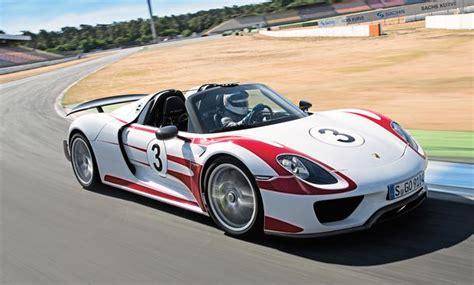 Porsche 918 Spyder Technische Daten by Porsche 918 Spyder 2014 Tracktest Mit Dem Supersportwagen