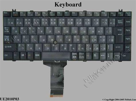 Keyboard Laptop Toshiba Dynabook toshiba dynabook satellite 2710 p50 4ca keyboard ue2010p03