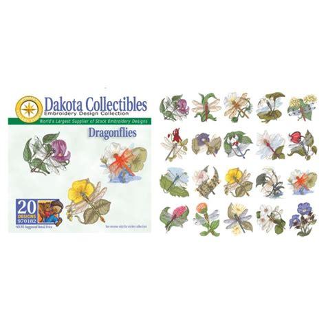 embroidery design dakota dakota collectibles dragonflies embroidery designs at ken