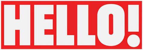 hello magazine template tegan s imd4005 log how a magazine logo defines it s content