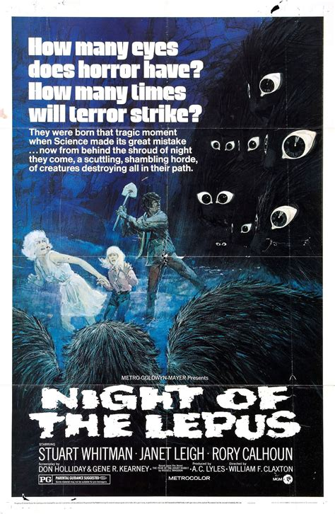 film giant rabbit night of the lepus 1972 usa wrong side of the art