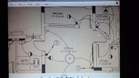 how to read an electrical drawing in urdu hidi