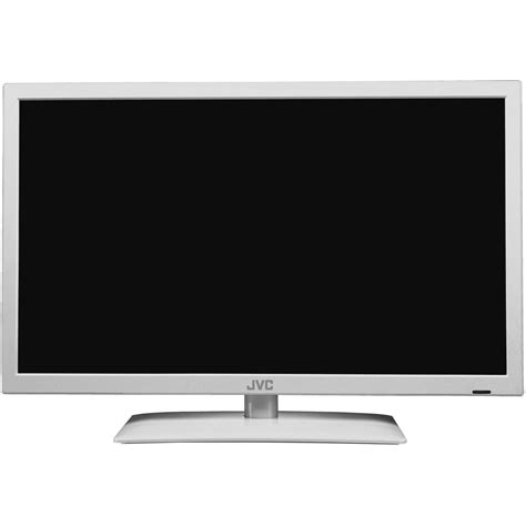 Tv Led Juc jvc lt 24pm74w 24 quot class hd led tv white lt 24pm74w b h