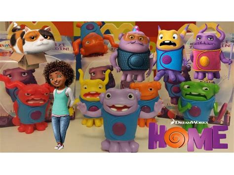 dreamworks home 2015 happy meal mcdonald s toys