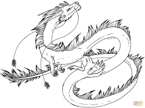 realistic dragon head coloring pages coloring pages