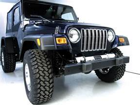 rugged ridge replacement jeep wrangler tj fender flares