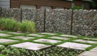 gabion fences and stone walls rock fence design nz