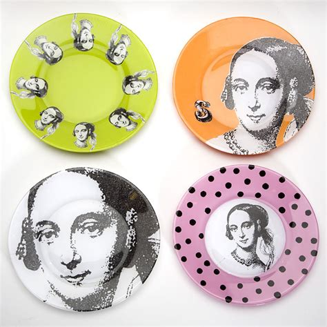 How To Decoupage Plates - carol endler sterbenz s decoupage plates winners