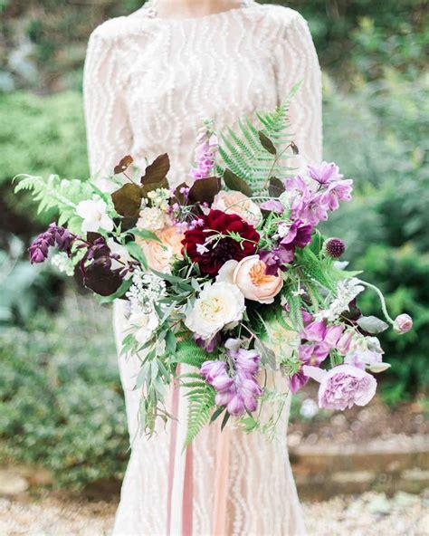 Wedding Bouquet Ferns 20 stunning wedding bouquets with ferns martha stewart