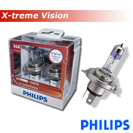 Lu Philips H4 55 60 Watt philips vision halogen h4 60 55 w colour 3 500k