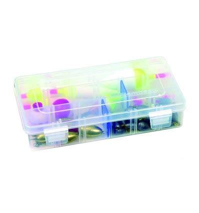 div trasparente boite transparente 3 cloisons div zerust pafex