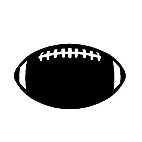 football ball silhouette vector 89 best images about images on pinterest cutting files