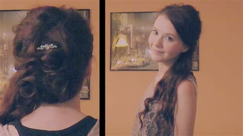 hermione yule ball hairstyle hermine granger weihnachtsball frisur yule ball hairstyle