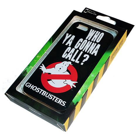 The Ghostbuster Iphone 5 ghostbusters quot who ya gonna call quot iphone 5 5s shop
