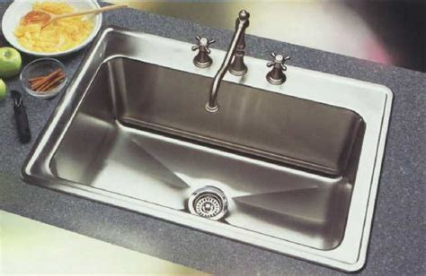installing a drop in sink how to install a drop in kitchen sink plumbtile s