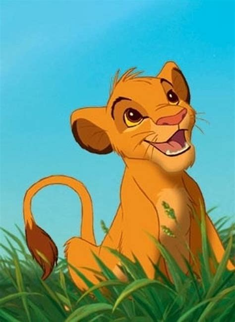 Film Cartoon Simba | the most famous cats in movies barnorama