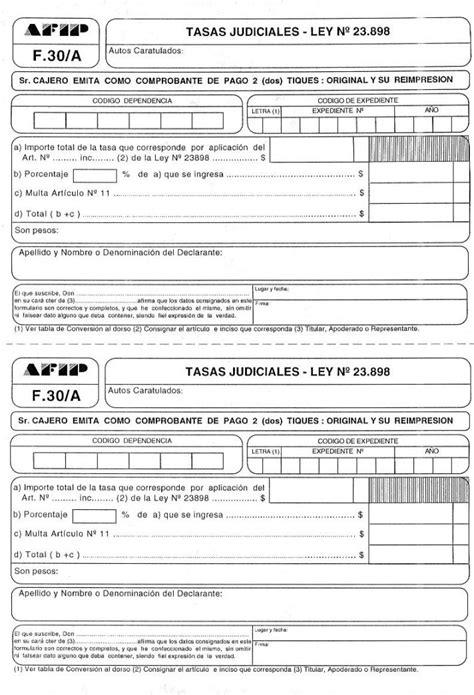 formulario f 4550 afip afip administraci 243 n federal