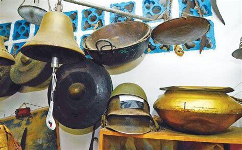 Barang Antik Tembaga jutawan barang antik harian metro