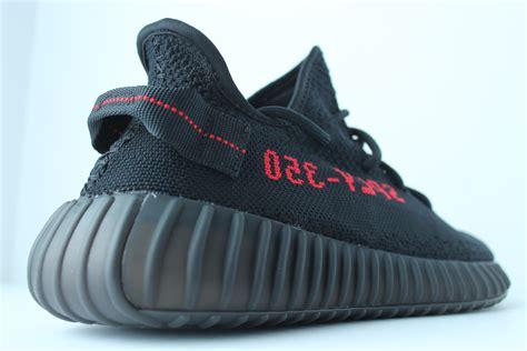 Adidas Yeezy Boost 350 V2 Bred adidas yeezy boost 350 v2 black bred cp 9652 guaranteed