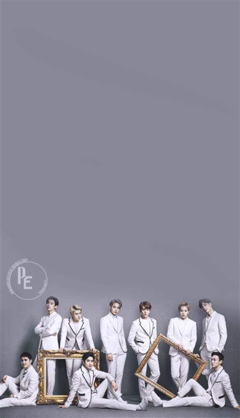 exo ot9 wallpaper exo ot9 lockscreen tumblr