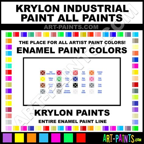 krylon industrial paint all enamel paint colors krylon industrial paint all paint colors