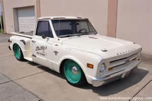 Truck Upholstery Shop 1968 Chevrolet C10 Autobahn