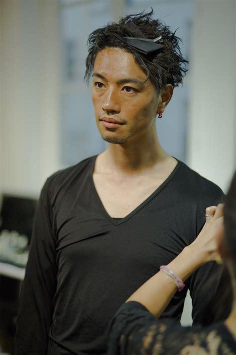 yohji yamamoto yohji yamamoto aw17 backstage