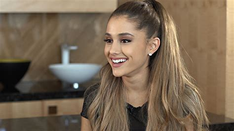 ariana grande biography of her life ariana grande talks about her life migratemusicnews