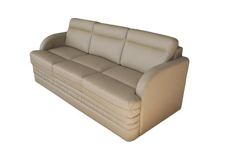 rv loveseat sleeper villa sofa sleeper glastop inc