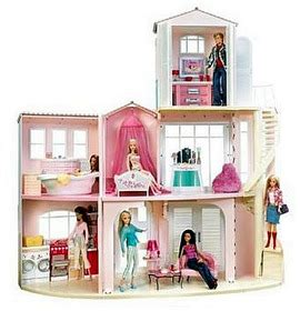how much is a barbie doll house barbie doll house