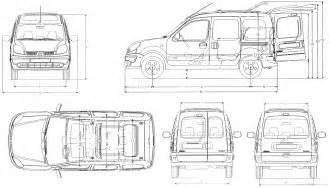Renault Kangoo Load Length Renault Kangoo Pictures Images Photos Carvet Info