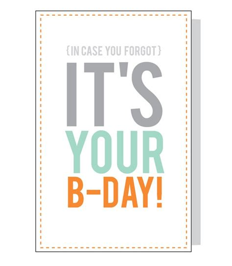 printable free birthday cards funny 8 free birthday card printables
