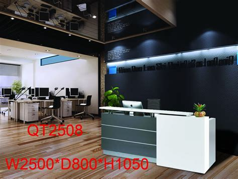 High End Reception Desks Modern Led Lighting Reception Desk High End Popular Design