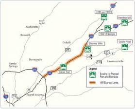 Bmw Parts Of South Atlanta #15: Map_i85_corridor.jpg