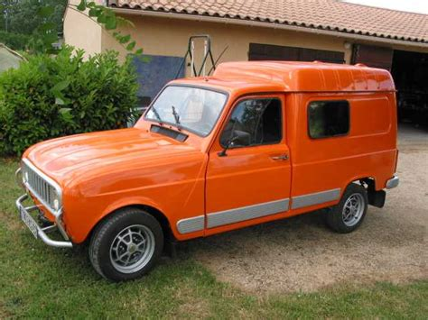 renault 4 f6 photos and comments www picautos