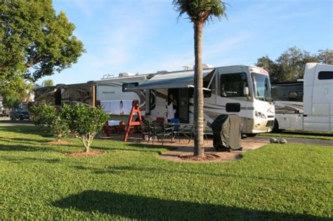 Koa Cabins In Florida by Deluxe Platz Picture Of Orlando Kissimmee Koa