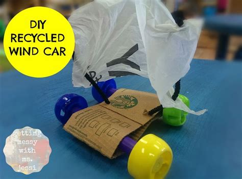 how do you make rubber sts getting with ms diy recycled wind car