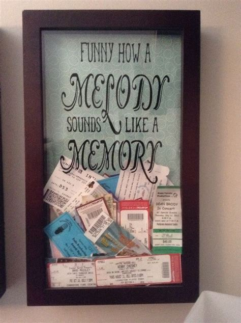 ticket stub diary gifts for teens popsugar moms photo 15