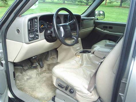 2000 Gmc Interior by 2000 Gmc Yukon Xl At Alpine Motors
