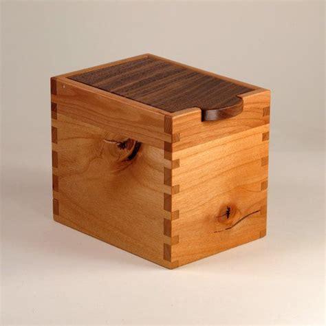 walnut woodworking projects handmade wooden box black walnut knotty cherry maple
