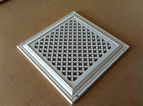 Decorative Air Return Vent Covers decorative return air vent cover home sweet home