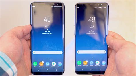 R Samsung S8 Samsung Galaxy S8 S8 On And Impressions