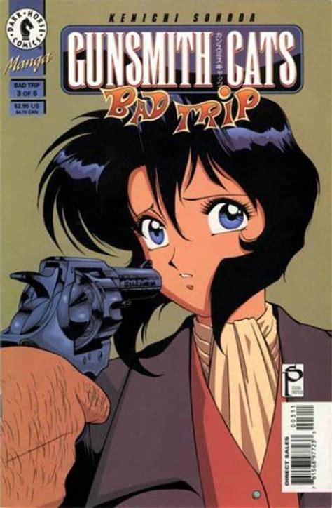 Gun Smith Cats gunsmith cats bad trip volume comic vine