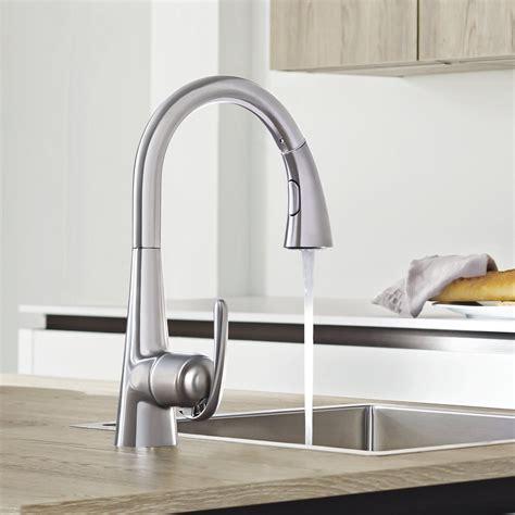 robinets cuisine grohe avec douchette cuisine id 233 es de