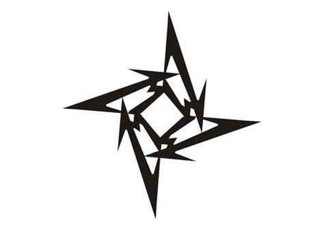 Tshirt Metallica Logo Tribal logo metallica vector free logo vector