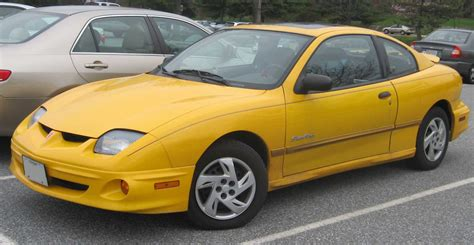 2002 Pontiac Sunfire Manual by 2002 Pontiac Sunfire Coupe Pictures Information And