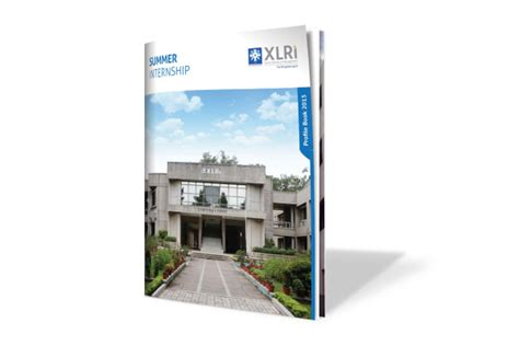 Xlri Executive Mba Placements by Placement Brochure